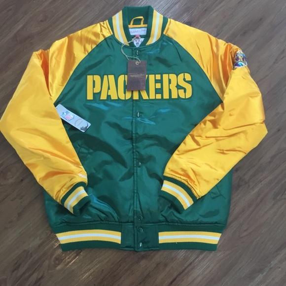 niedrigerer Preis mit Kauf echt Größe 7 Green Bay Team Jacket 2 for $105